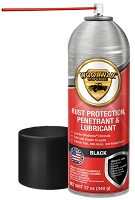 Woolwax® 12 oz.Aerosol Spray Can. Black. Case of 12 Cans