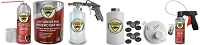 Woolwax  Auto & Truck Undercoating kit #1  ONE Gallon Kit  with PRO GUN